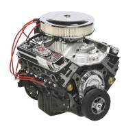 Chevrolet Performance - Chevrolet Performance 19210008 - 350ci HO Deluxe Crate Engine 330hp with Holley 670cfm Carb - Image 4