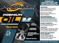 ProCharger - ProCharger ME001G-003 - 3.2 oz i-1 Oil Pack (3 bottles) - Image 2