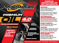 ProCharger - ProCharger ME001A-004 - 4 oz SC Oil Bottle (Single) - Image 2