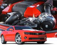 ProCharger - ProCharger 1GT212-SCI - High Output Intercooled System with P-1SC-1 [2010-15 Camaro SS] - Image 1