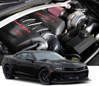 ProCharger - ProCharger 1GT414-SCI - Stage II Intercooled System with P-1SC-1 [2014-2015 Camaro Z/28] - Image 1