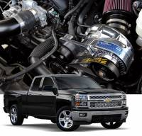 ProCharger - ProCharger 1GV213-SCI - High Output Intercooled System with P-1SC-1 [2014-18 GM 5.3 & 6.2 Trucks] - Image 1