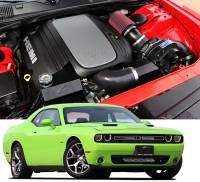 ProCharger - ProCharger 1DF615-SCI - High Output Intercooled System with P-1SC-1 [2015-18 5.7 Challenger] - Image 1