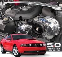 ProCharger - ProCharger 1FR214-SCI - High Output Intercooled System with P-1SC-1 [2011-12 Mustang 5.0] - Image 1