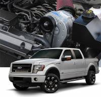 ProCharger - ProCharger 1FV311-SCI-5.0 - Stage II Intercooled System with P-1SC-1 [2011-14 F-150 5.0] - Image 1
