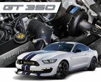 ProCharger - ProCharger 1FW314-SCI - Stage II Intercooled System with P-1SC-1 [2015-18 Mustang GT350] - Image 1