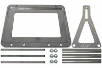 ICT Billet - ICT Billet 551181 - Universal Billet Battery Tray Hold Down / Relocation Box - Image 1