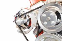 ICT Billet - ICT Billet 551672X - SBC Alternator Bracket - for Double Hump Heads (bolts to water pump only) - Image 3