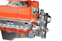 ICT Billet - ICT Billet 551672X - SBC Alternator Bracket - for Double Hump Heads (bolts to water pump only) - Image 7