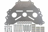 ICT Billet - ICT Billet 551869 - Engine Safe - Stand Adapter Plate Ford BBF SBF Modular Coyote Heavy Duty Saver - Image 2