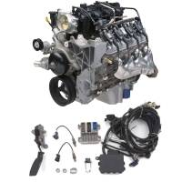 Chevrolet Performance - Chevrolet Performance 19259918 - Aluminum 5.3L LC9 Crate Engine - Image 1